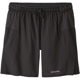 "Patagonia Strider Pro Shorts 7"" Men, black"